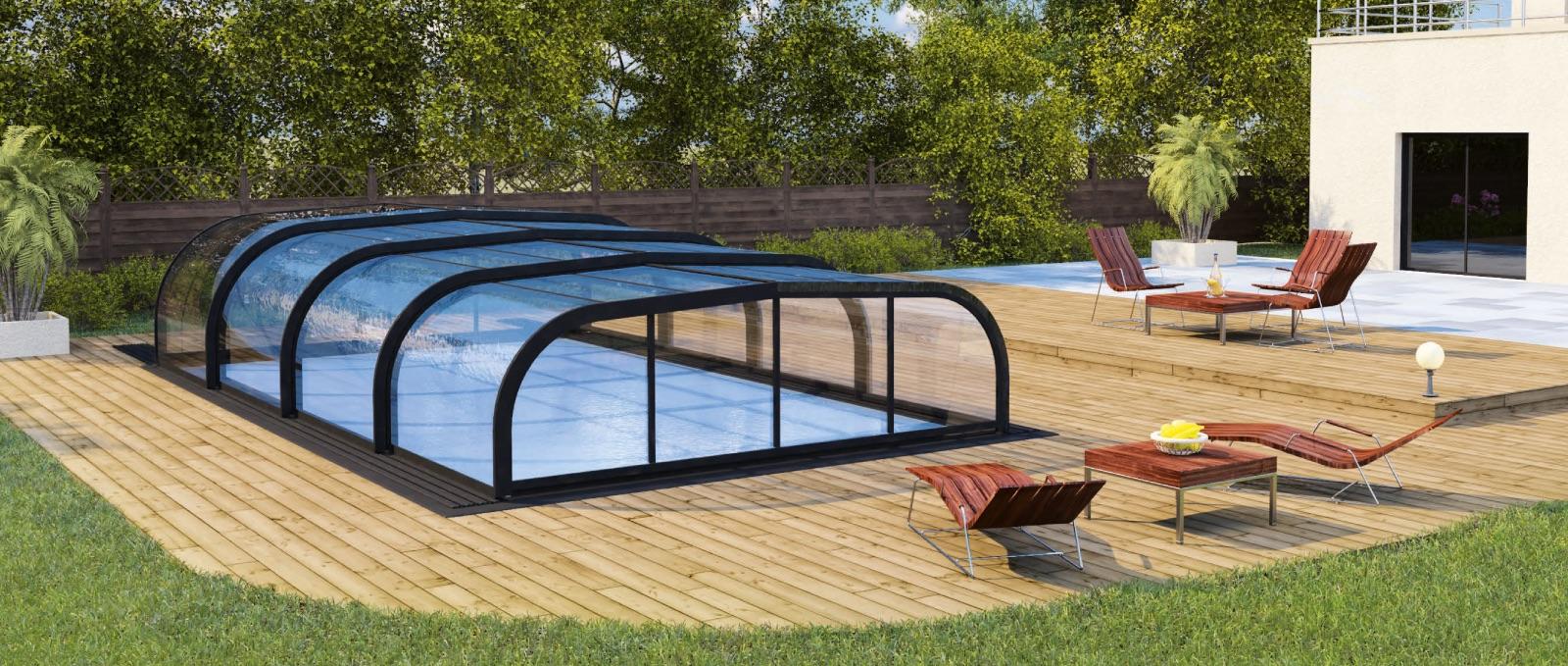 abri piscine une temp rature id ale en continu. Black Bedroom Furniture Sets. Home Design Ideas