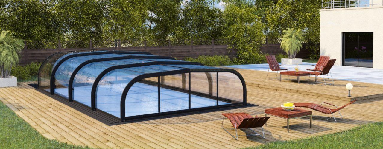 Abri piscine : Une température idéale en continu